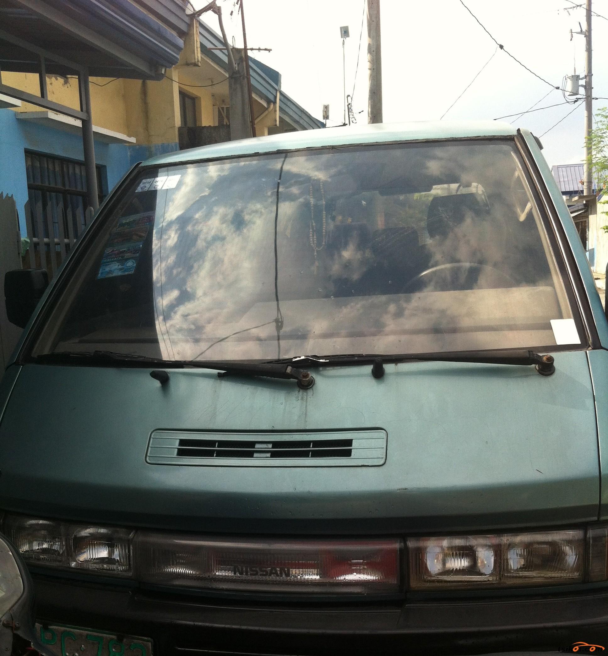 Nissan Vanette 1997 - 8