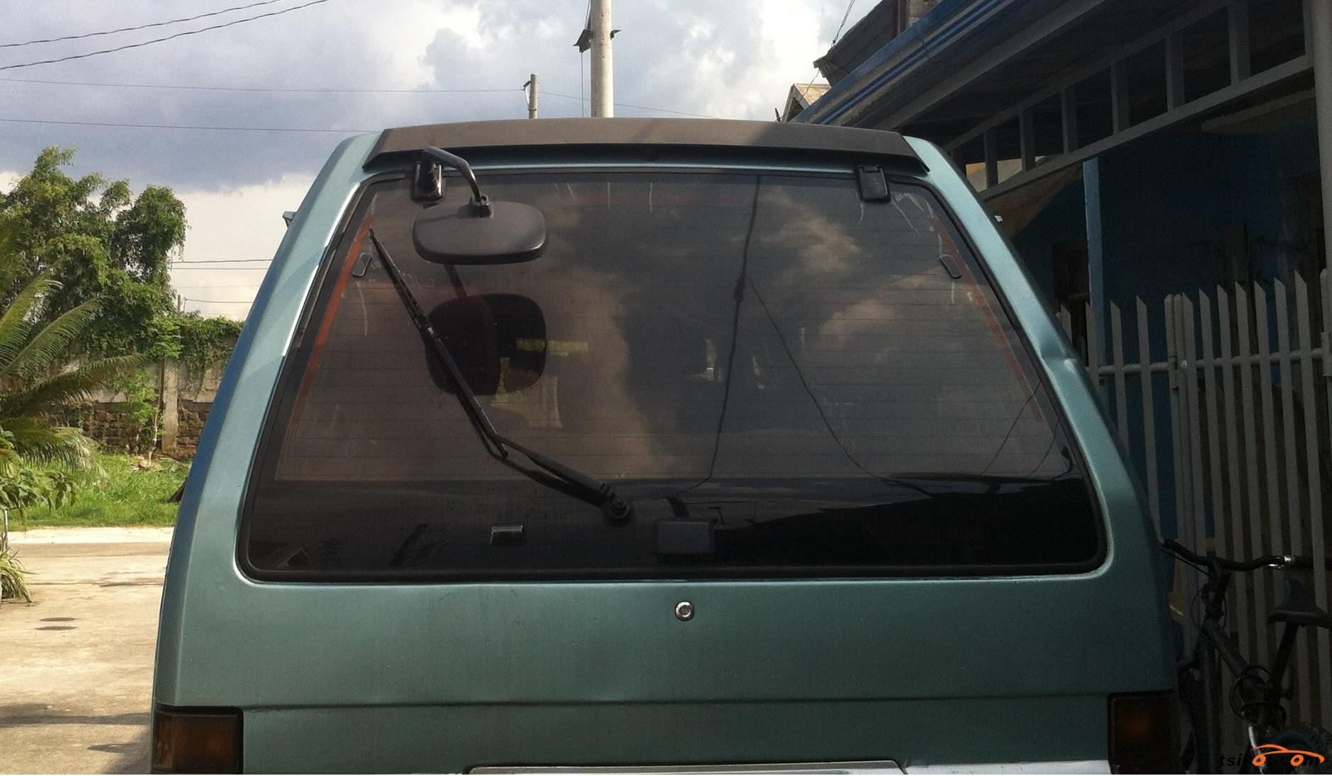 Nissan Vanette 1997 - 10