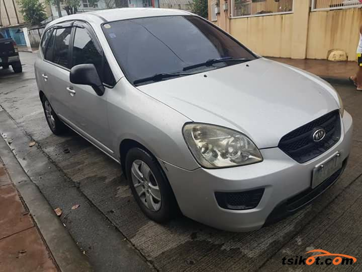 Kia Carens 2008 Car For Sale Central Luzon