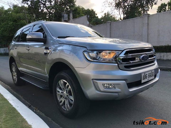 Ford Everest 2015 - 3