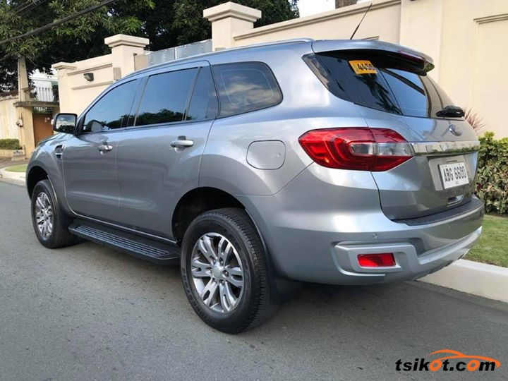 Ford Everest 2015 - 5