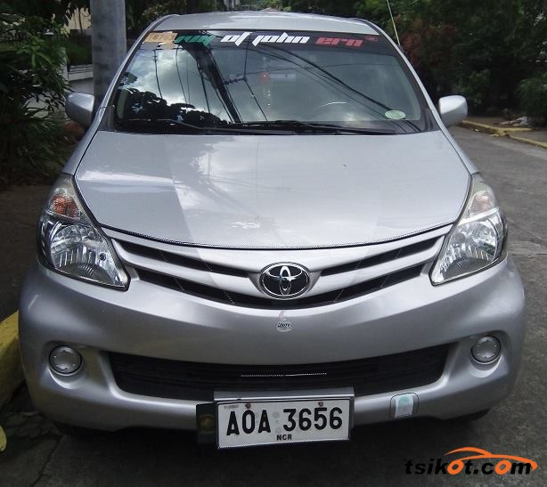 Toyota Avanza 2015 - 2