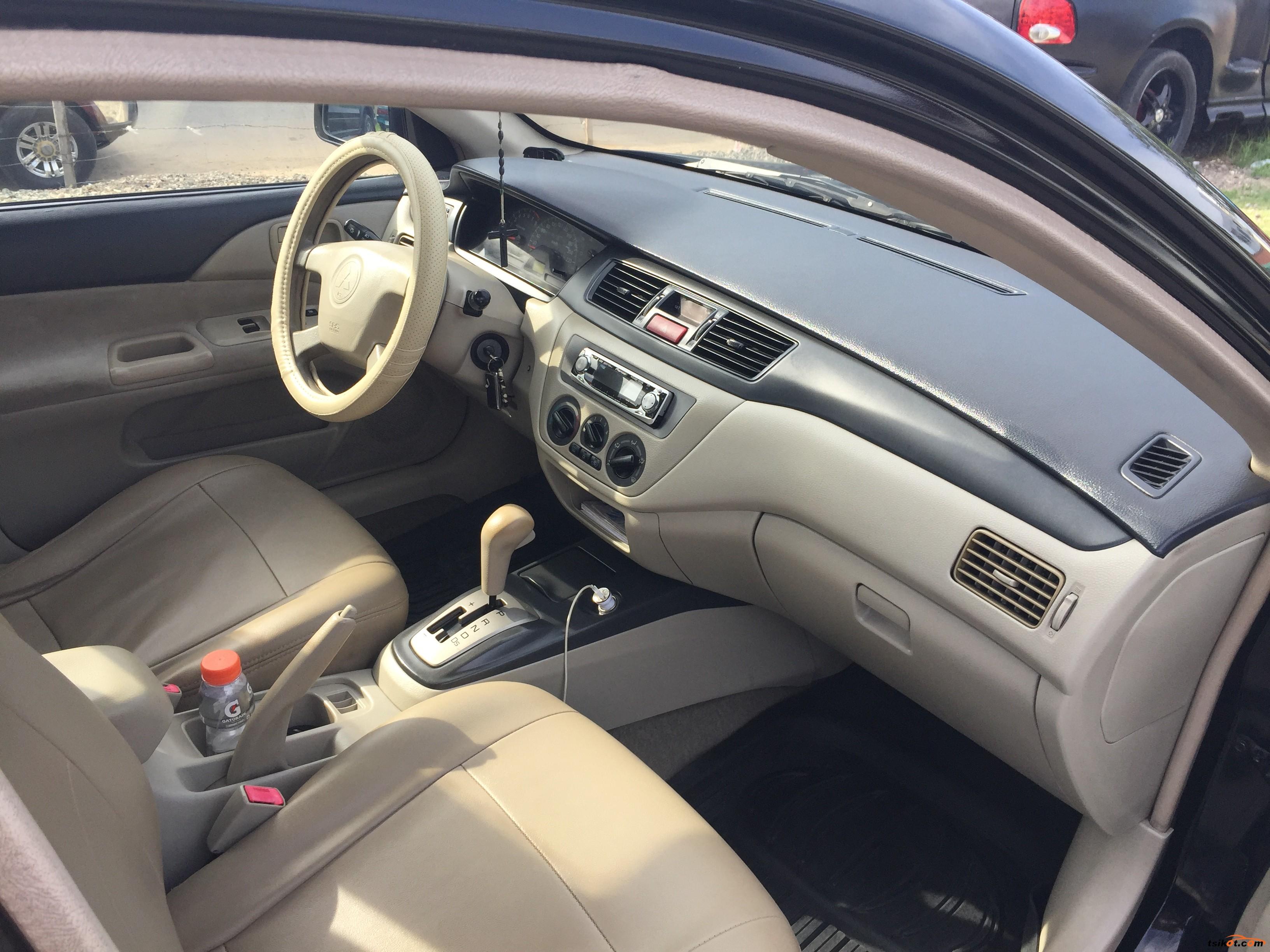 Mitsubishi Lancer 2005 - 5