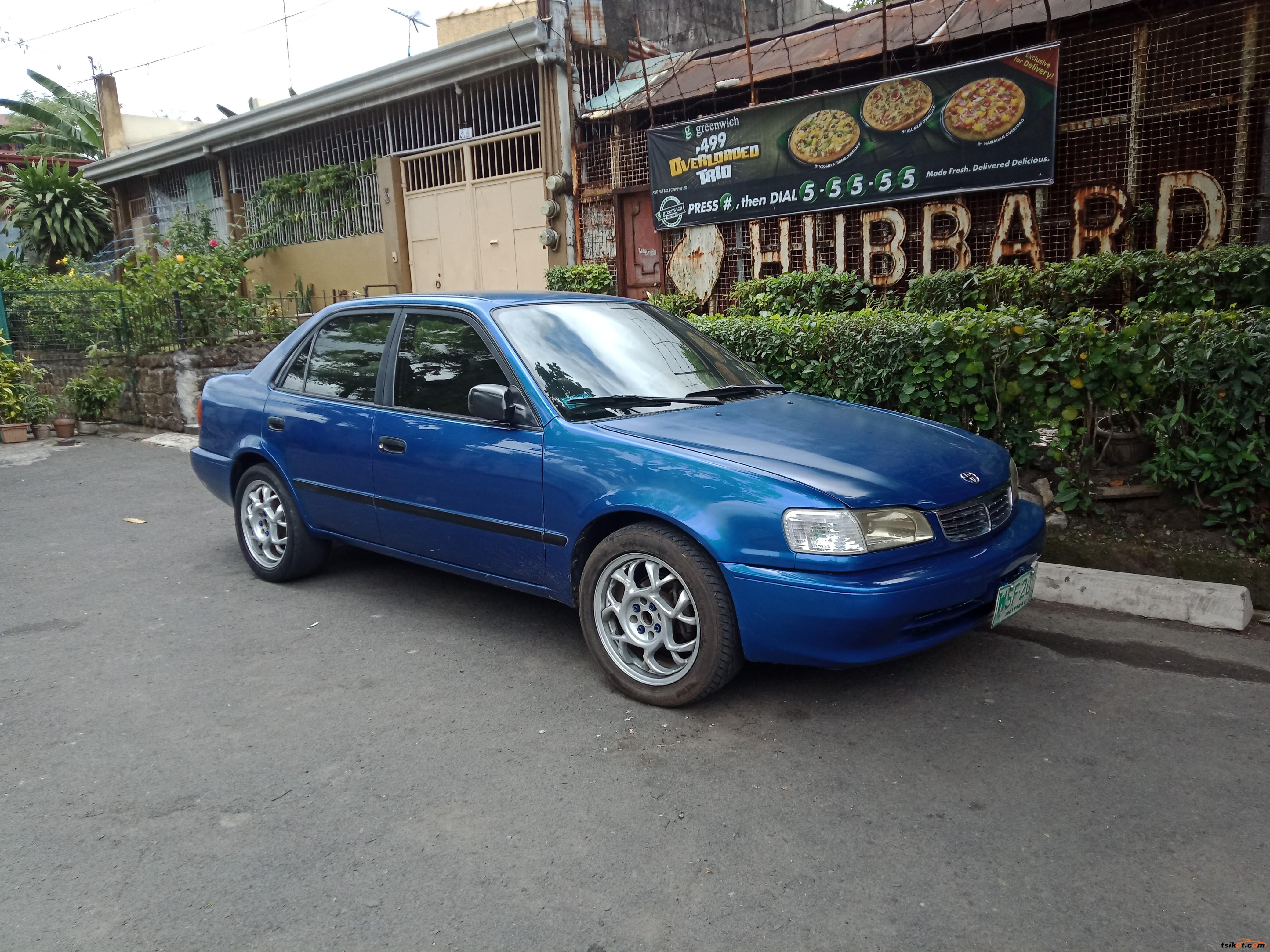 Toyota Corolla 2001 - 2
