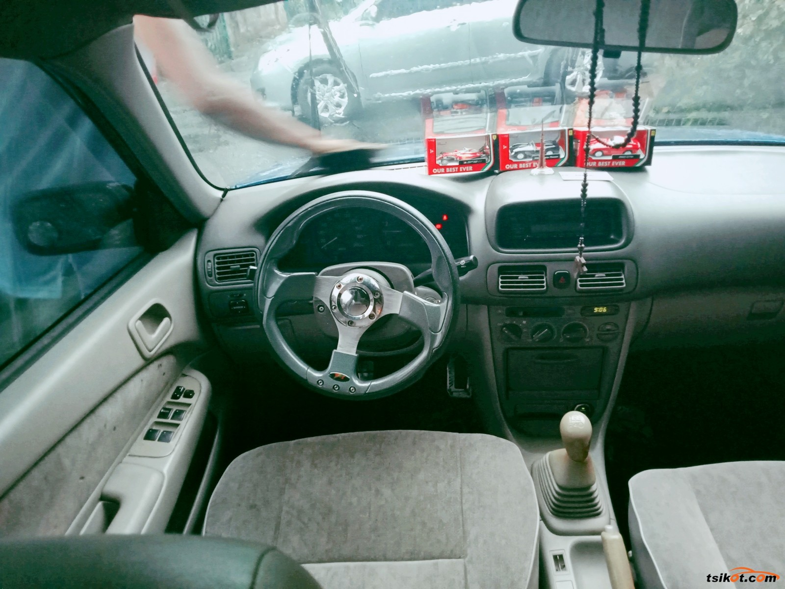 Toyota Corolla 2001 - 5