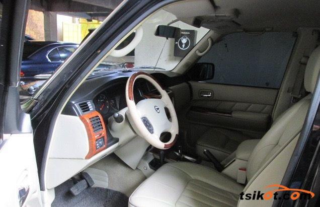 Nissan Patrol 2010 - 2