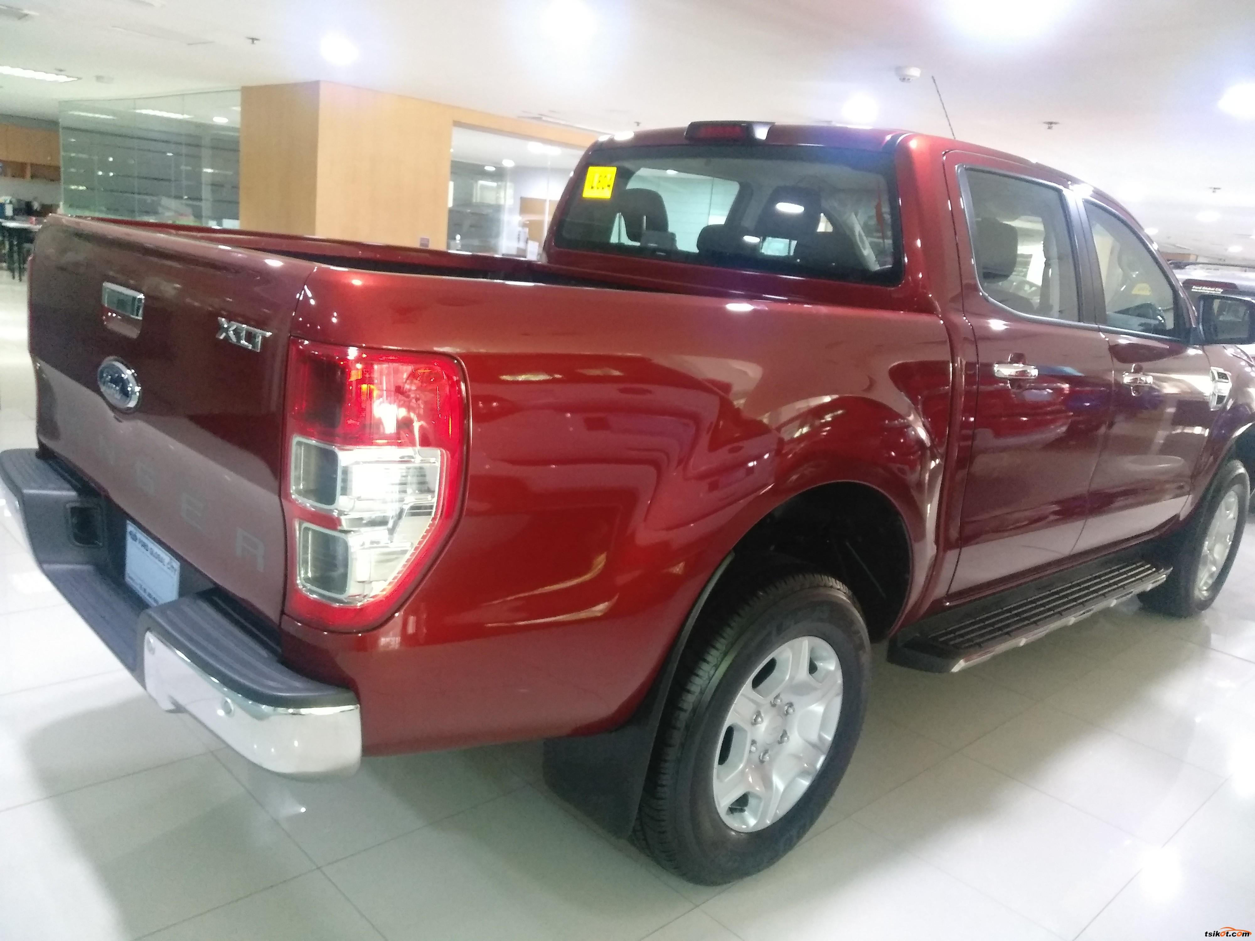 Ford Ranger 2018 - 9