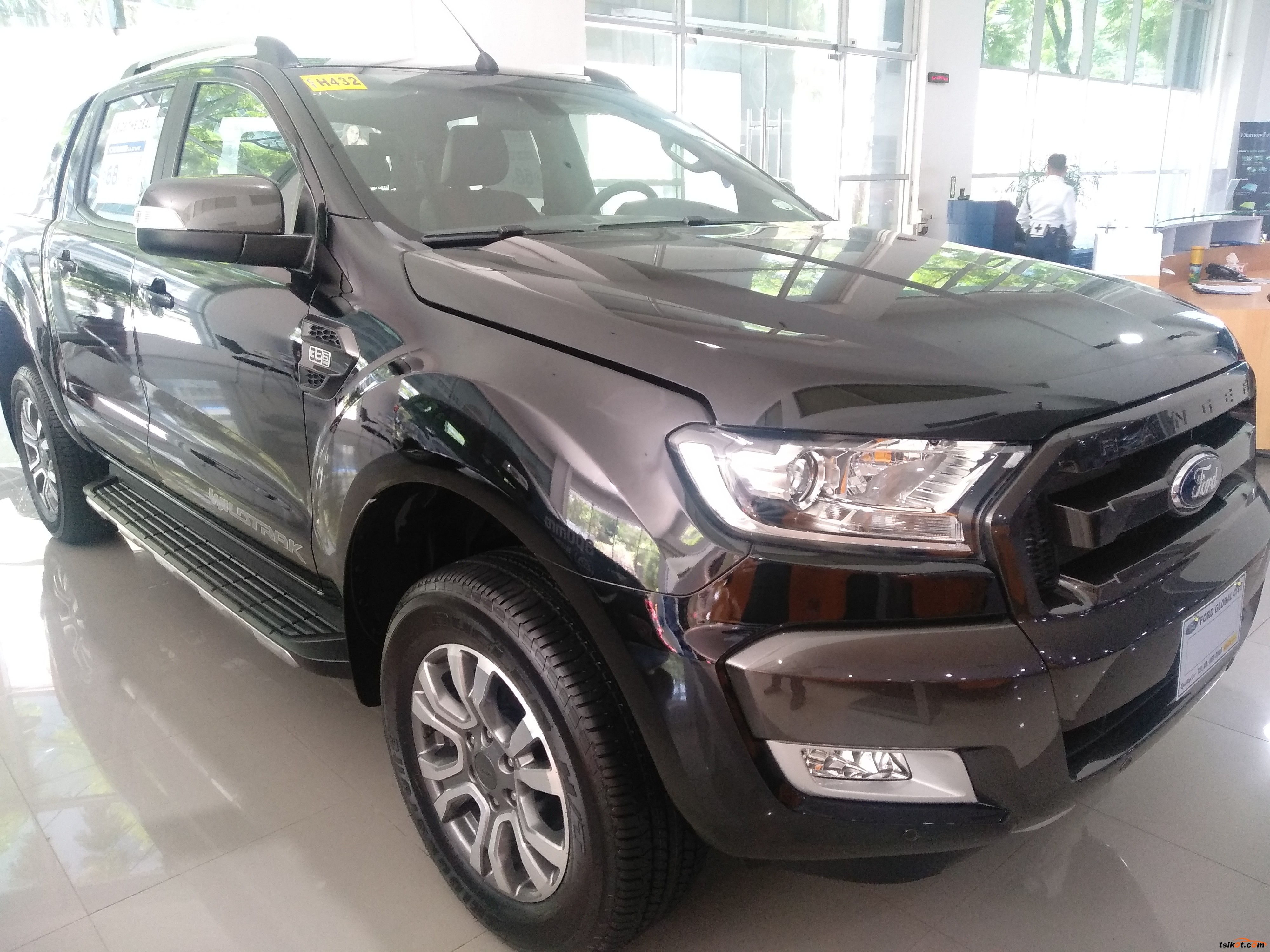 Ford Ranger 2018 - 4