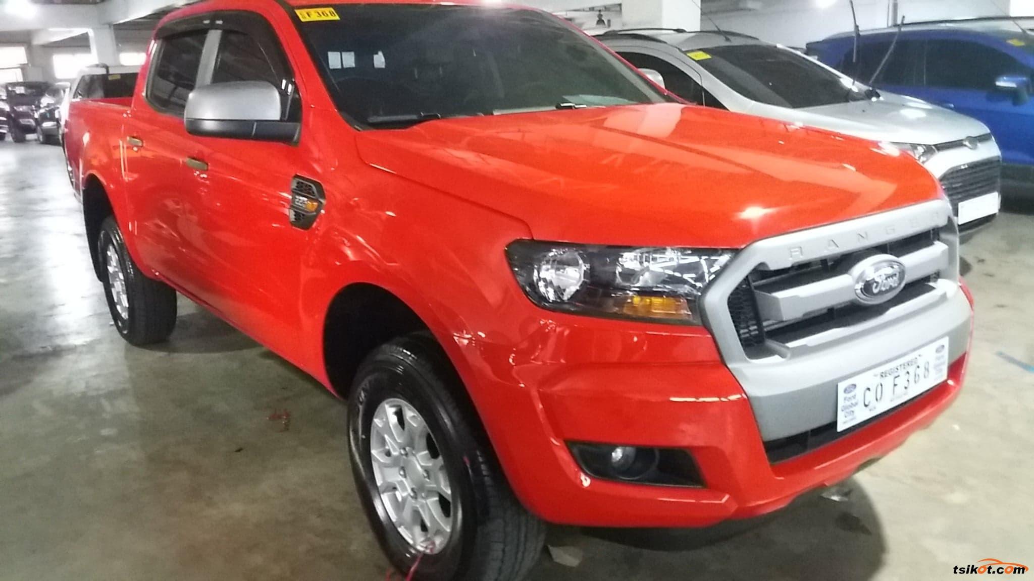 Ford Ranger 2018 - 7