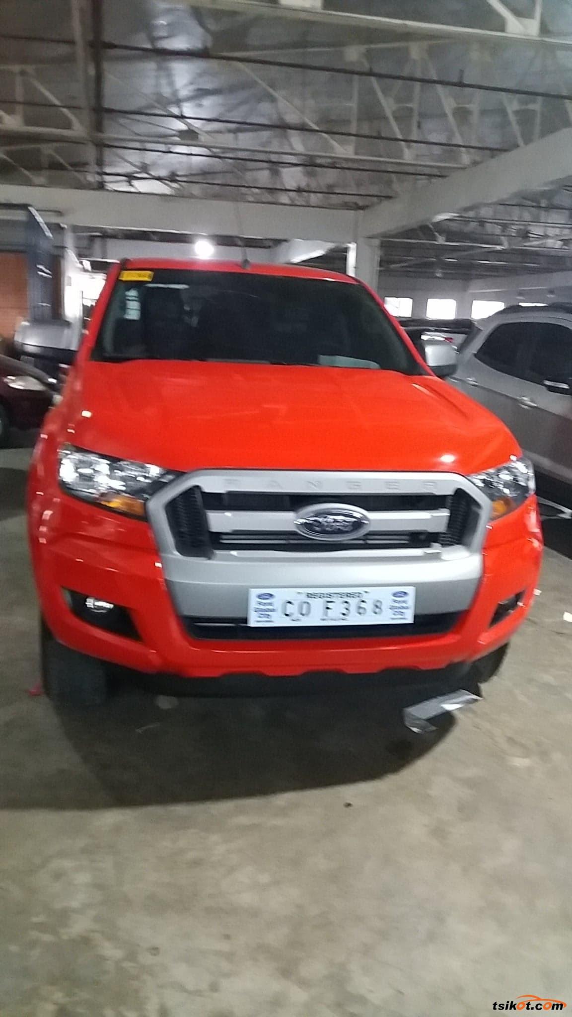 Ford Ranger 2018 - 8