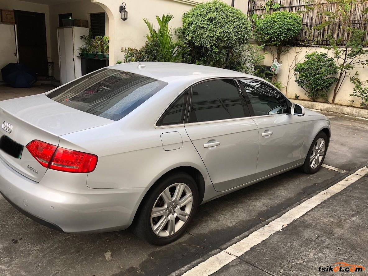 Audi A4 2011 - 4