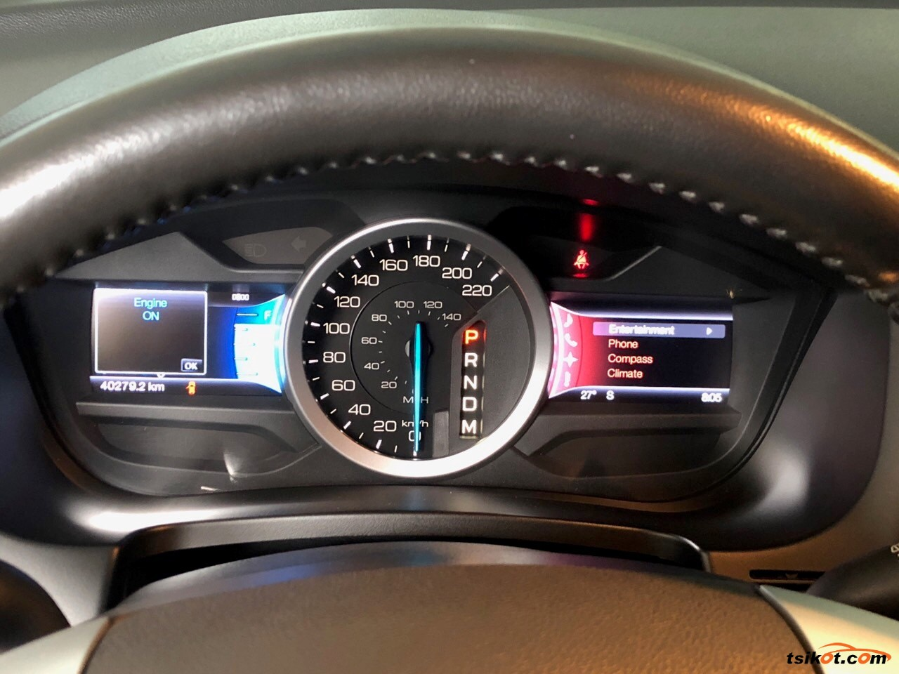 Ford Explorer 2013 - 5