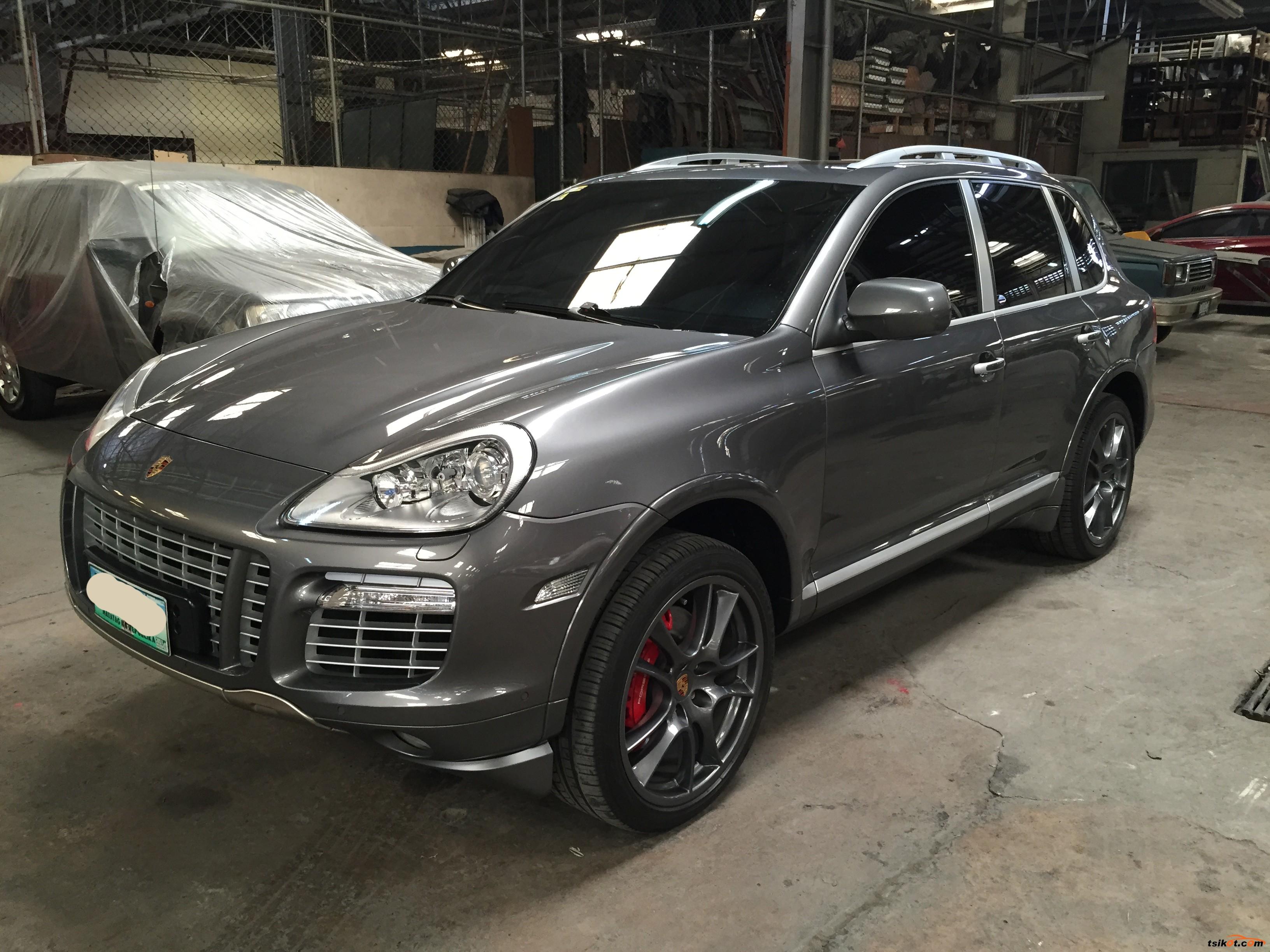 Porsche Cayenne 2008 - 1