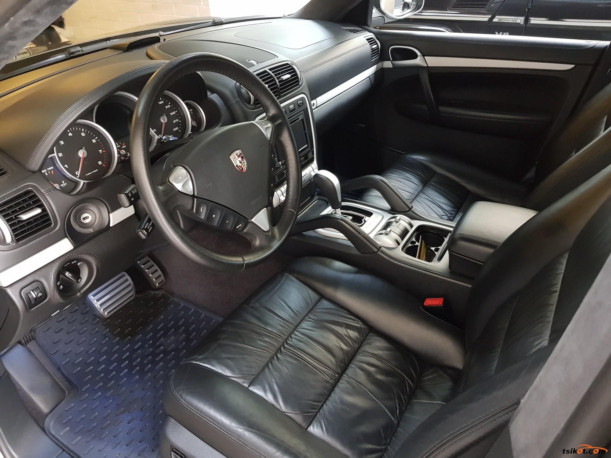 Porsche Cayenne 2008 - 4