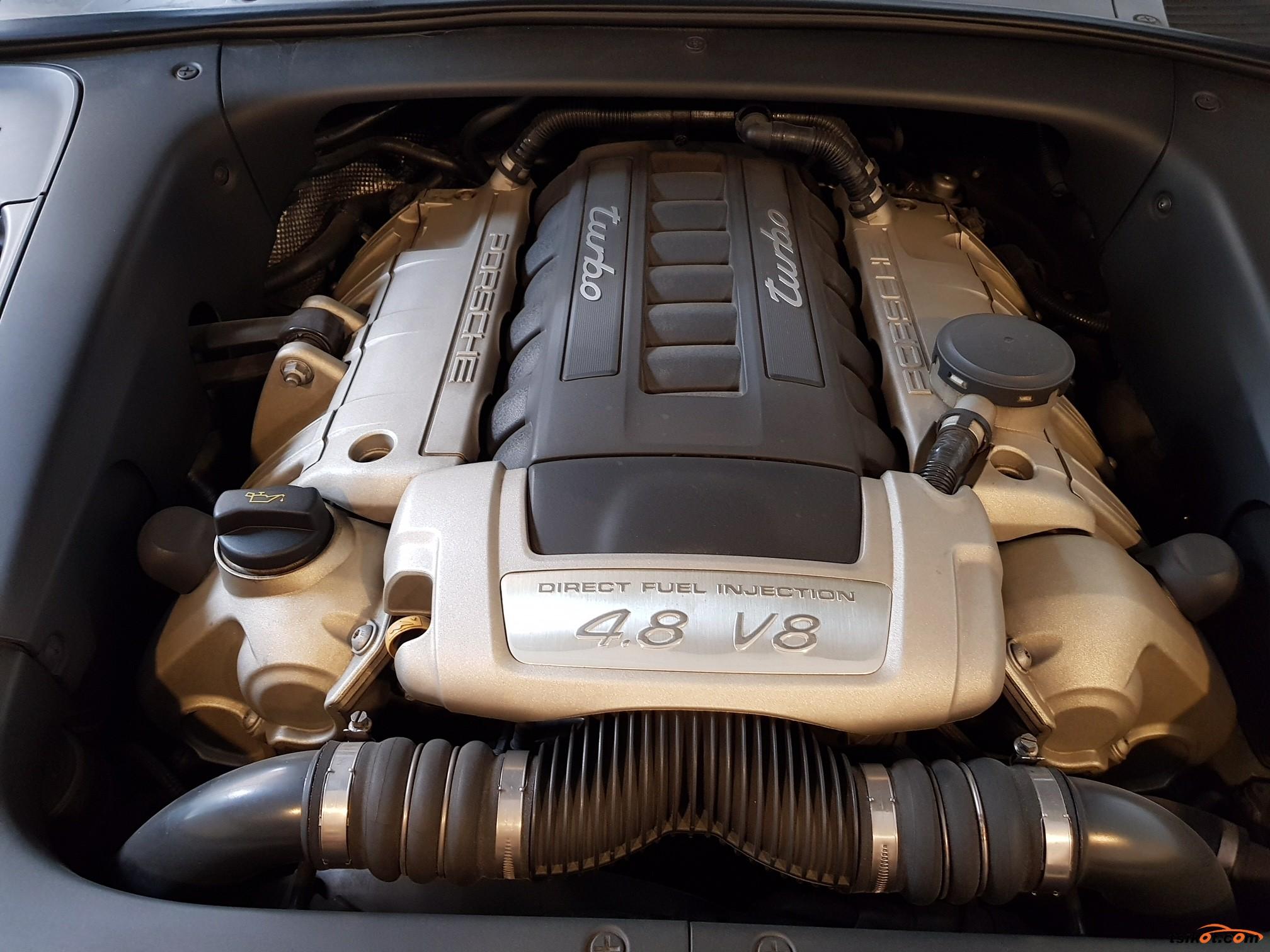 Porsche Cayenne 2008 - 7