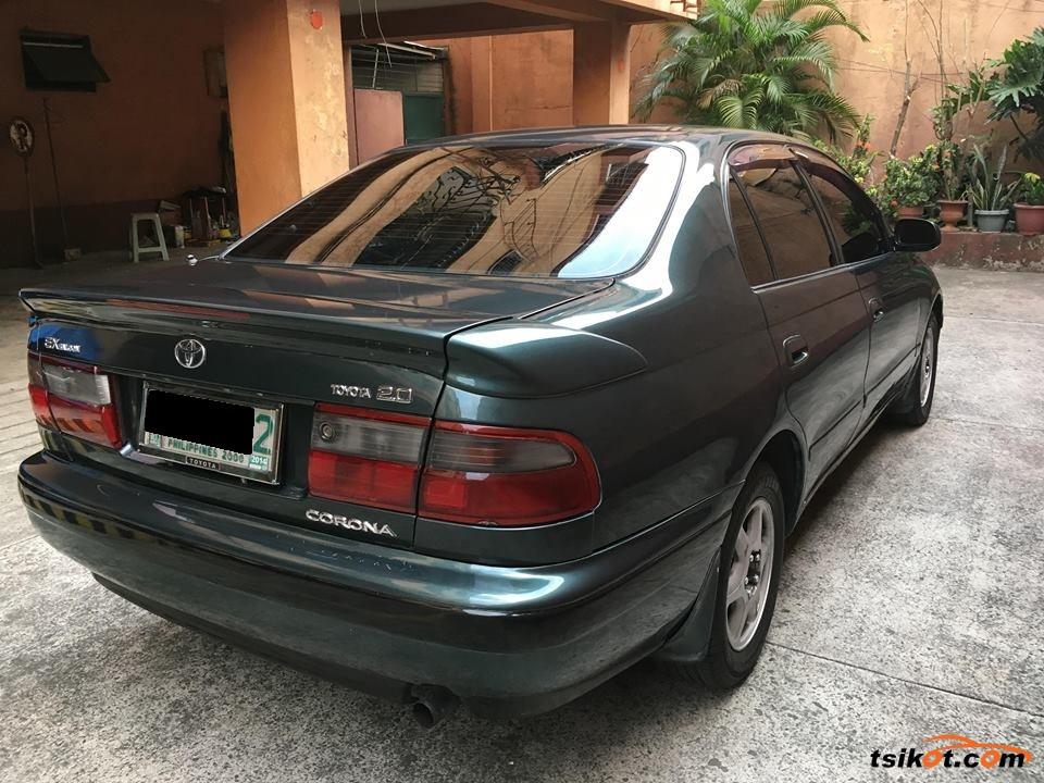 Toyota Corona 1996 - 5
