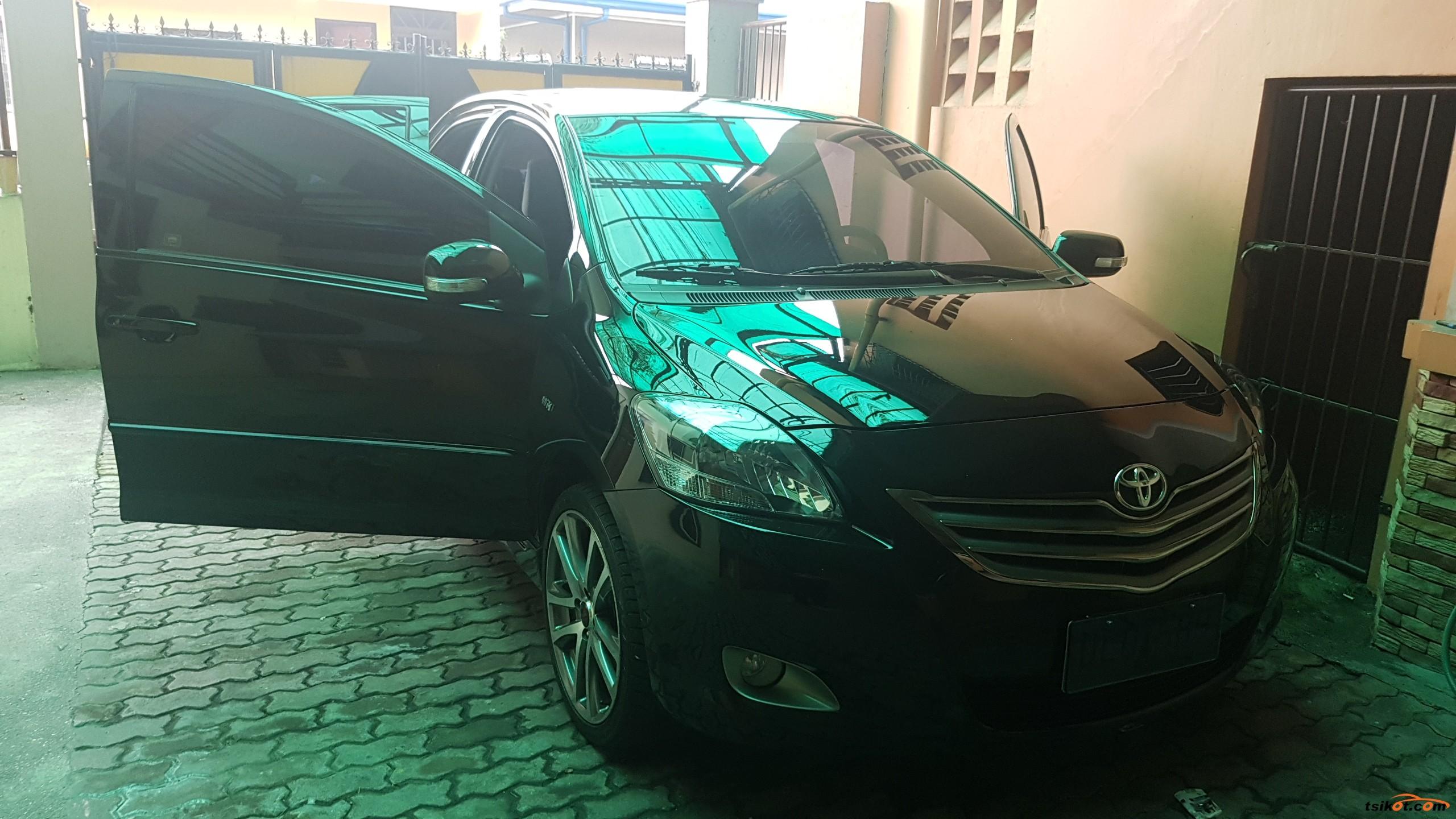 Toyota Vios 2013 - 4
