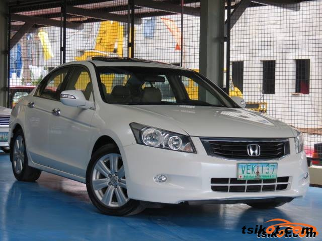 Honda Accord 2008 - 1
