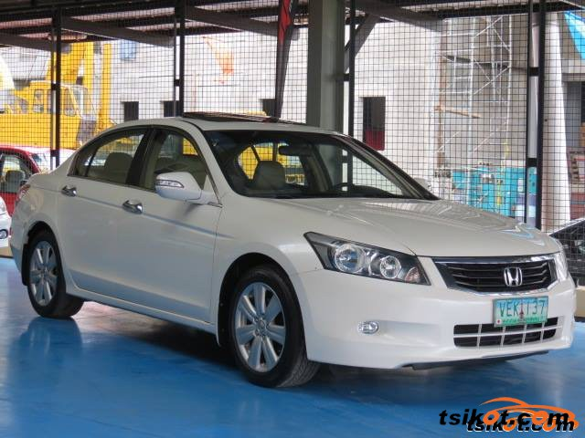 Honda Accord 2008 - 5