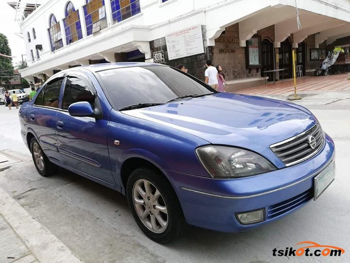 Nissan Sentra 2007 - 4