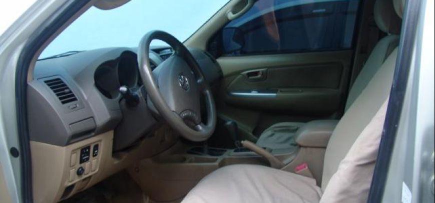 Toyota Hilux 2009 - 4