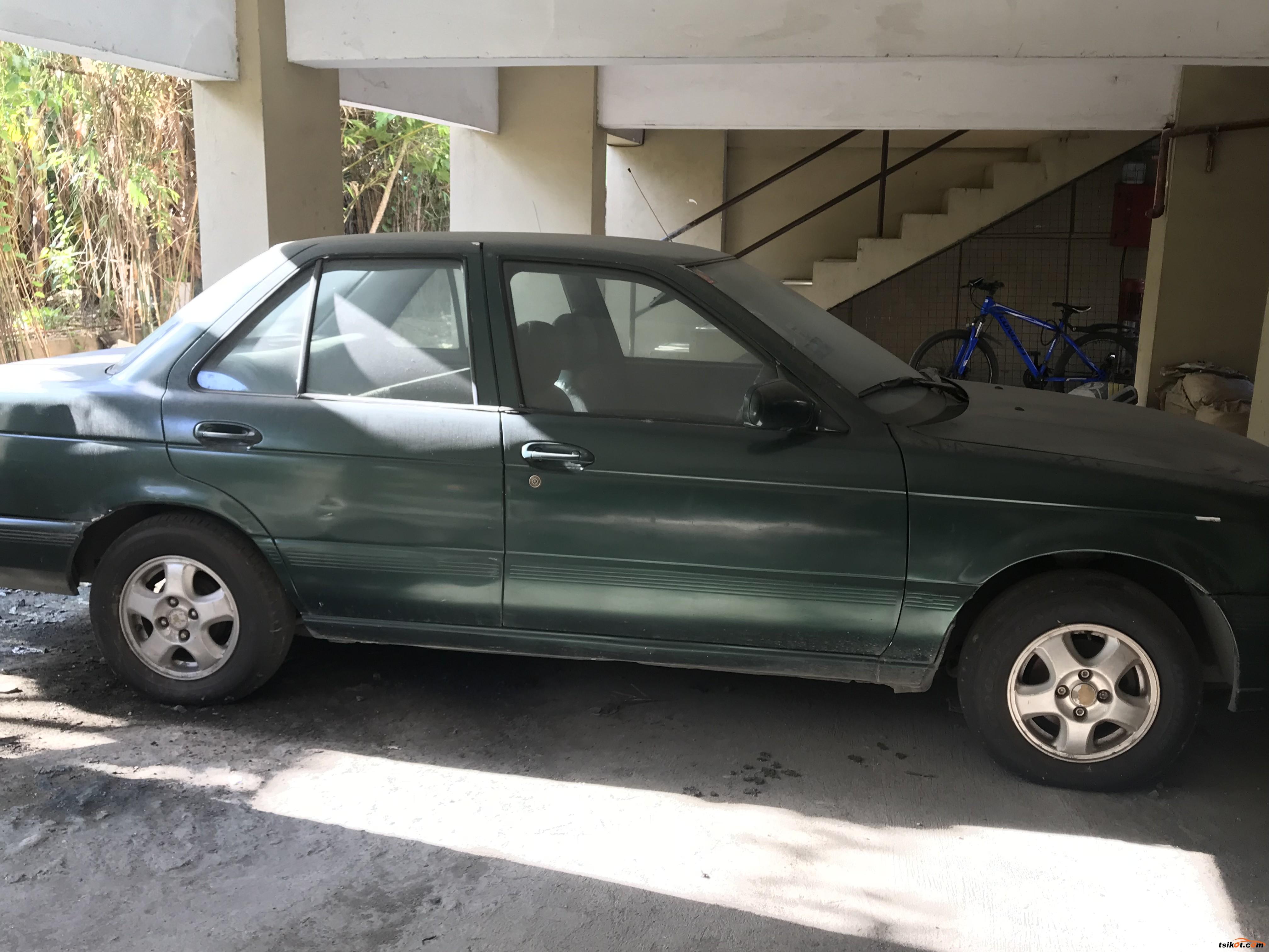 Nissan Sentra 1995 - 4