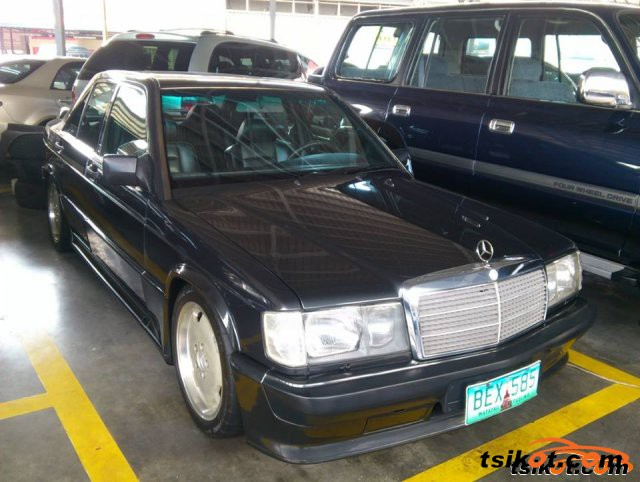 Mercedes-Benz 190 1990 - 2