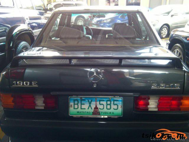 Mercedes-Benz 190 1990 - 4