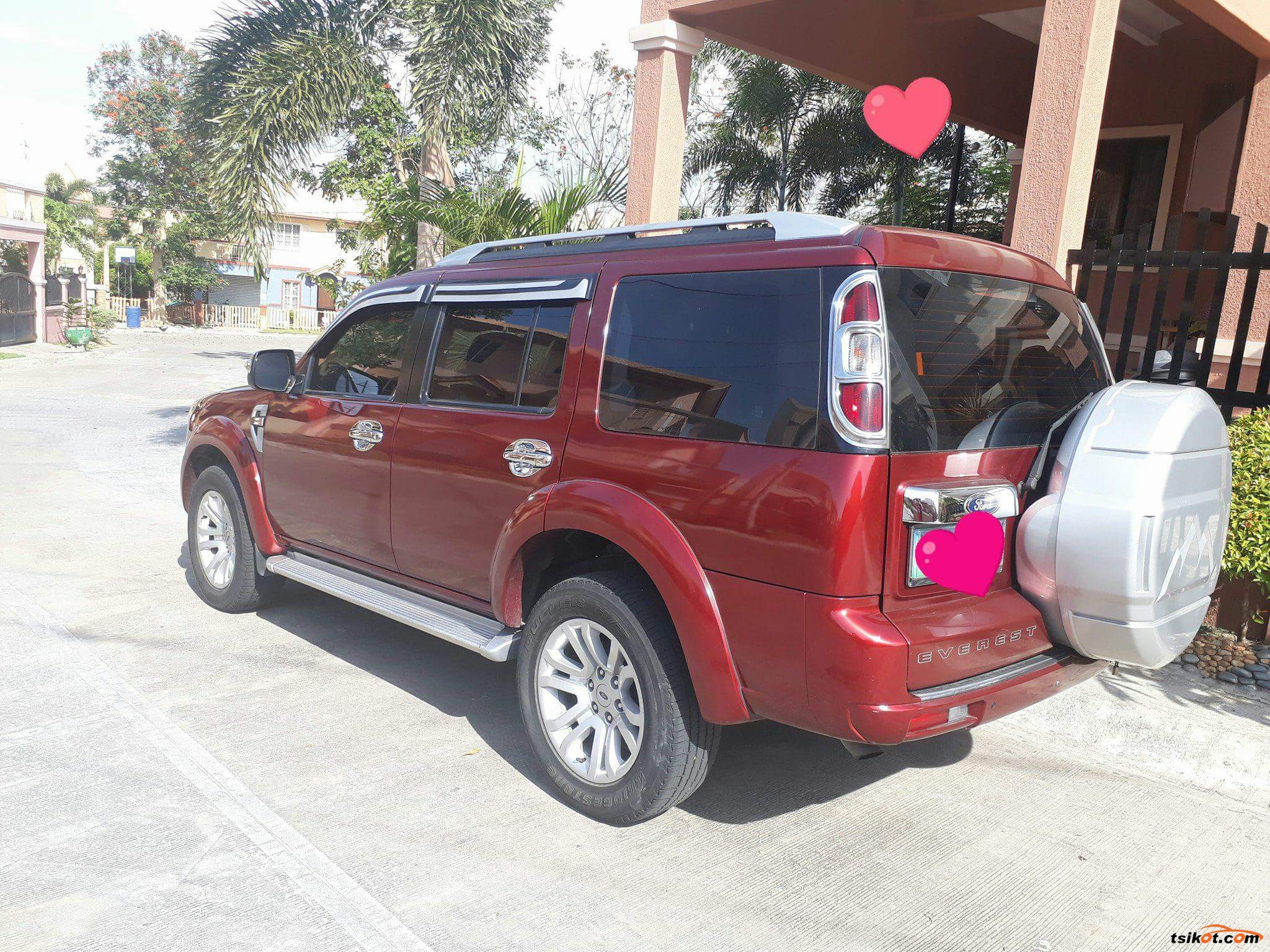 Ford Everest 2013 - 5