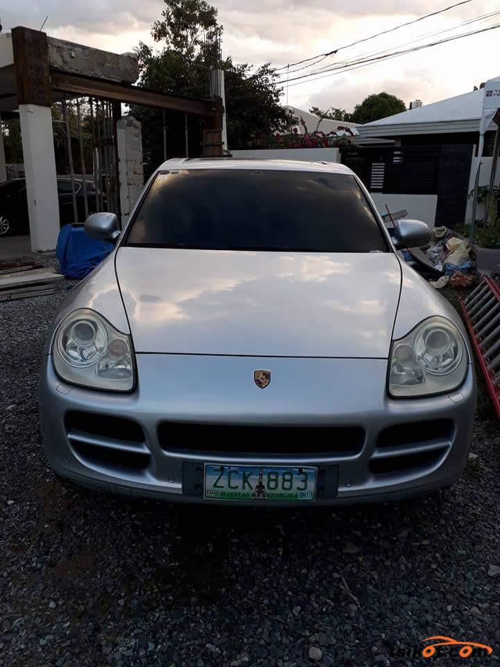 Porsche Cayenne 2006 - 2