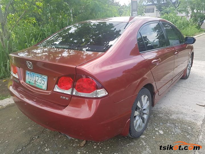 Honda Civic 2012 - 2