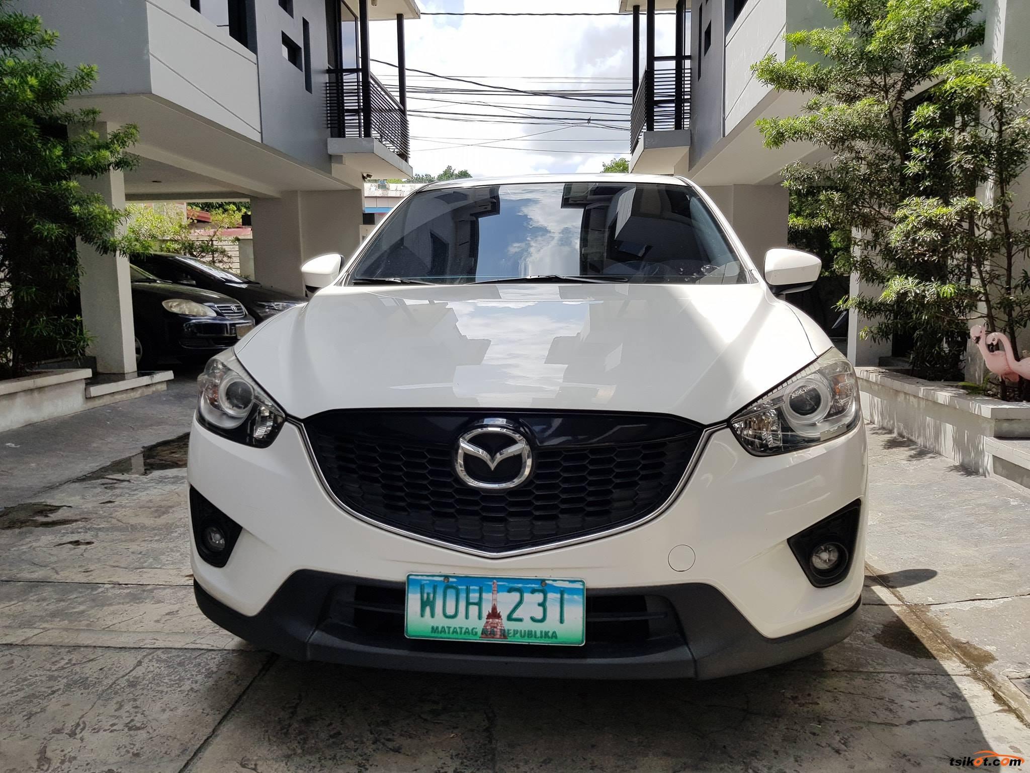 Mazda Cx-05 2014 - 2
