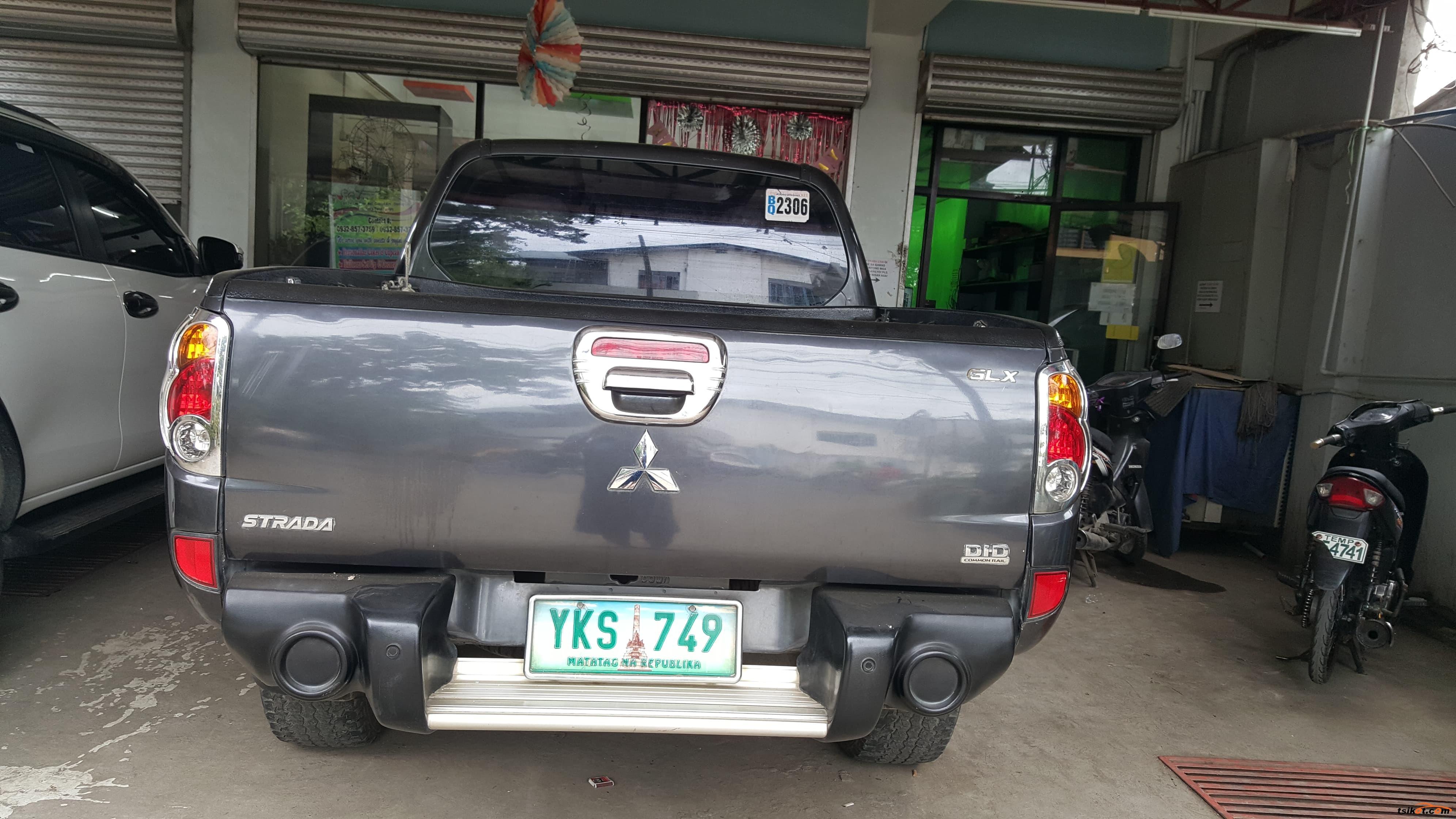 Mitsubishi Strada 2011 - 7