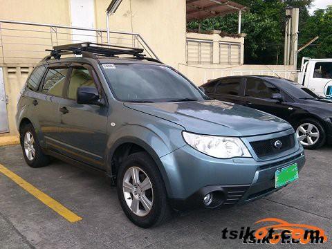 Subaru Forester 2009 - 3