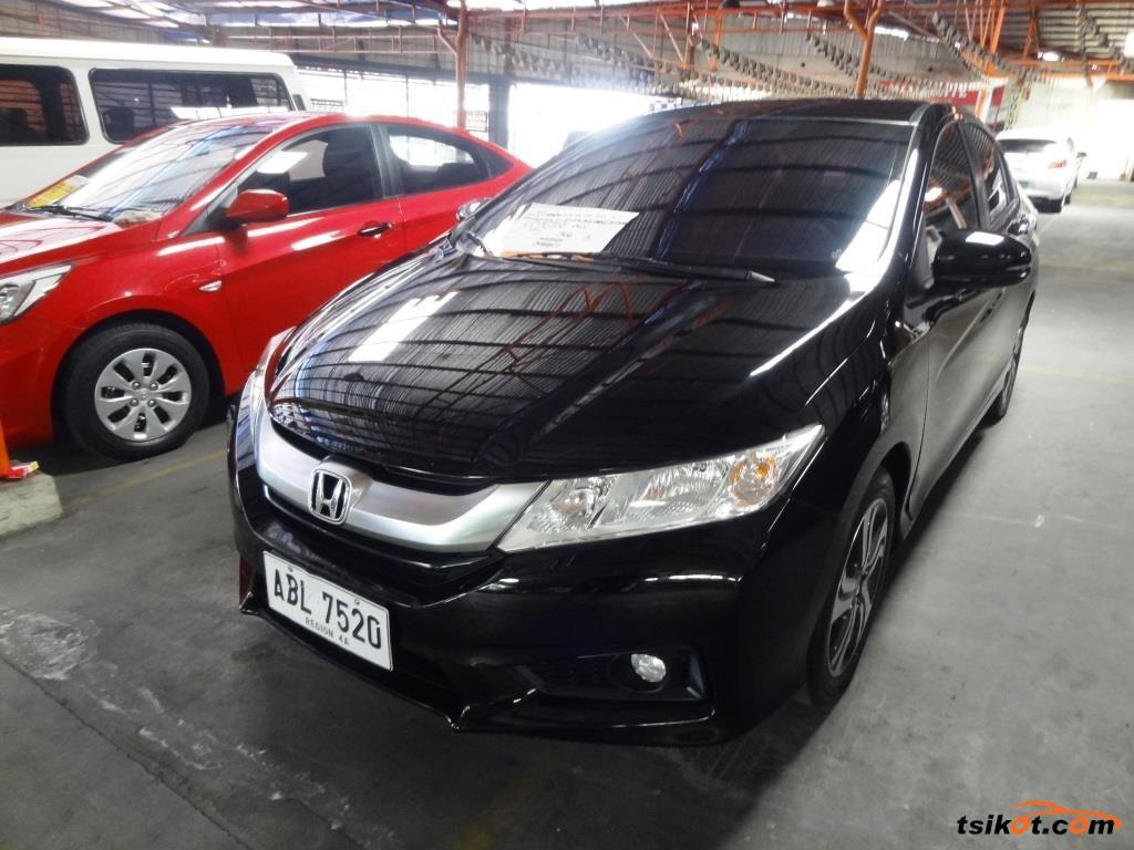 Honda City 2015 - 2
