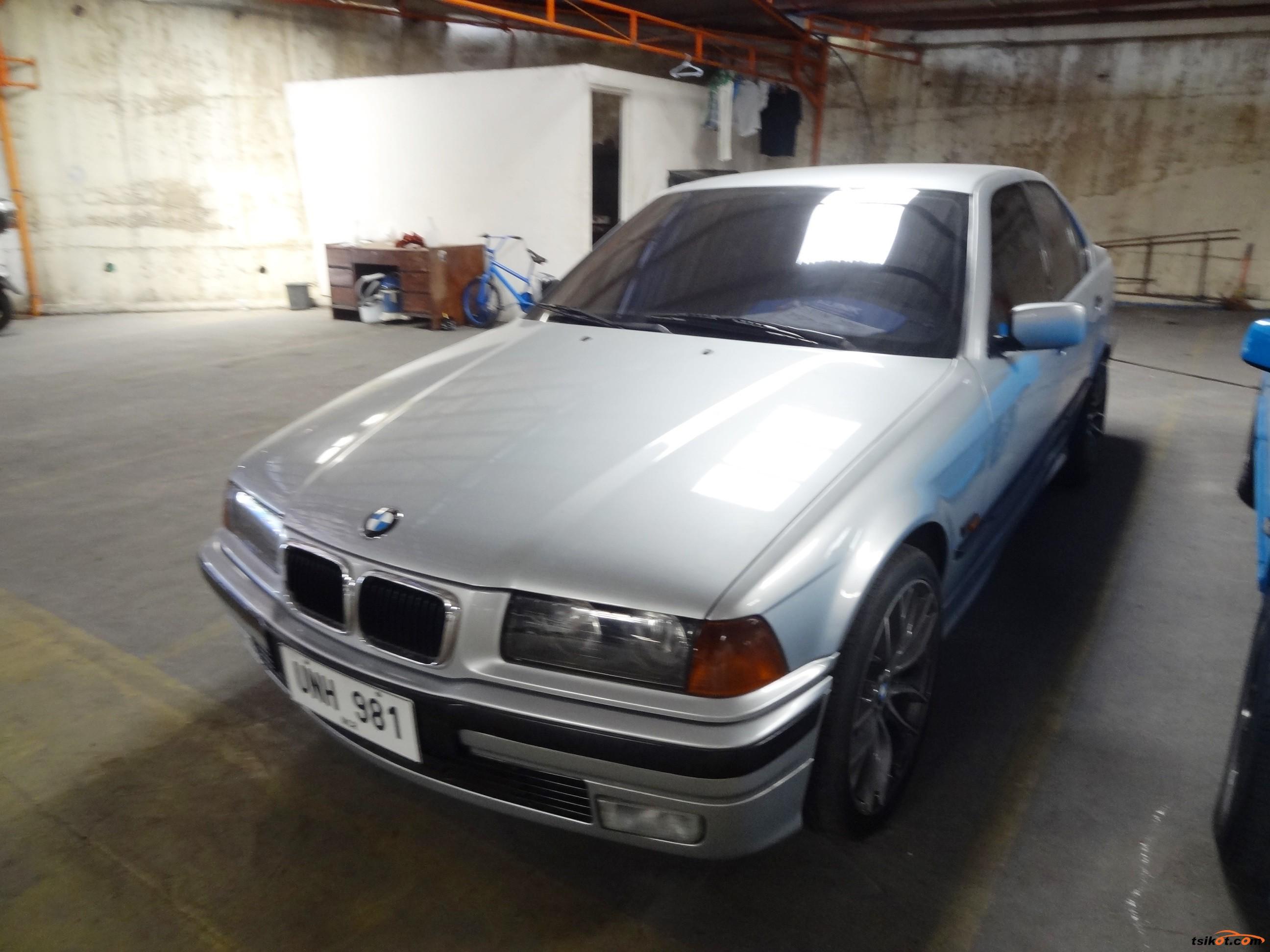 Bmw 320I 1997 - 1