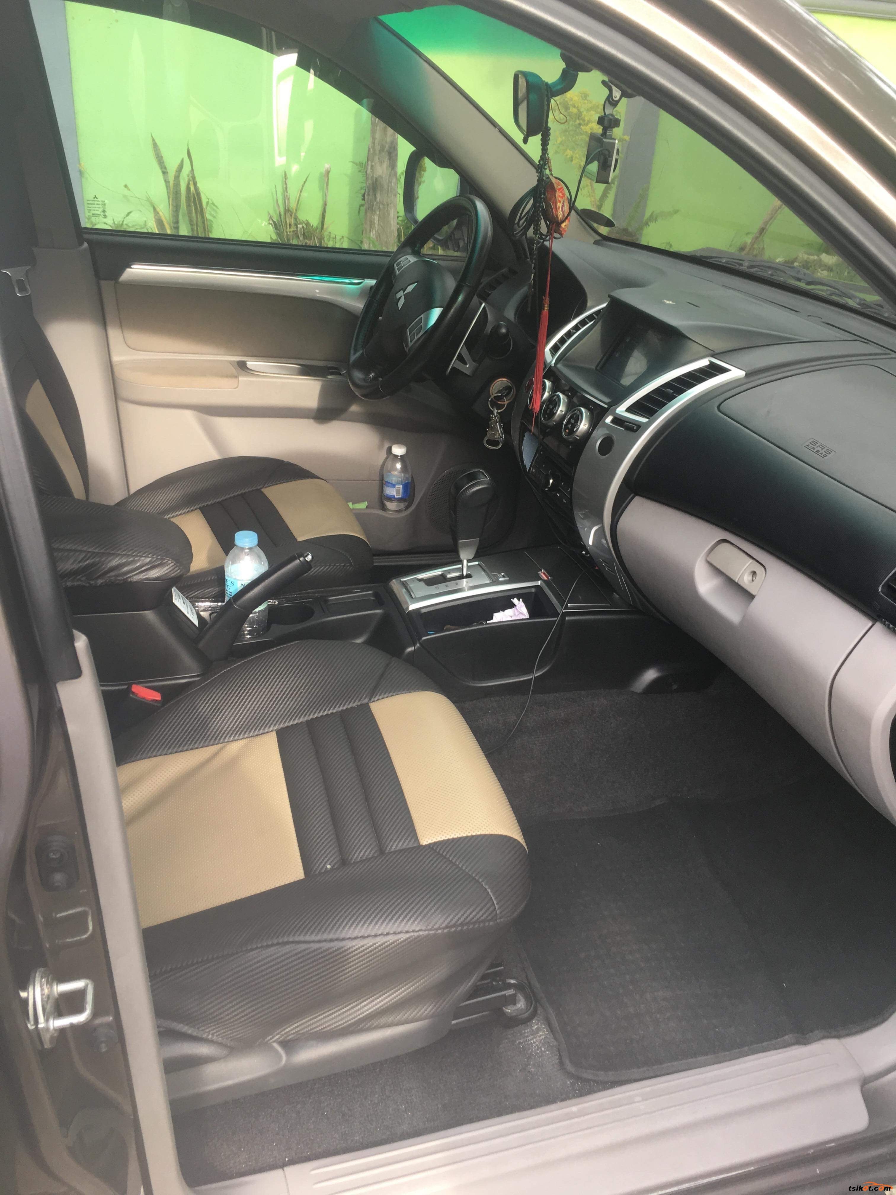 Mitsubishi Montero 2013 - 5