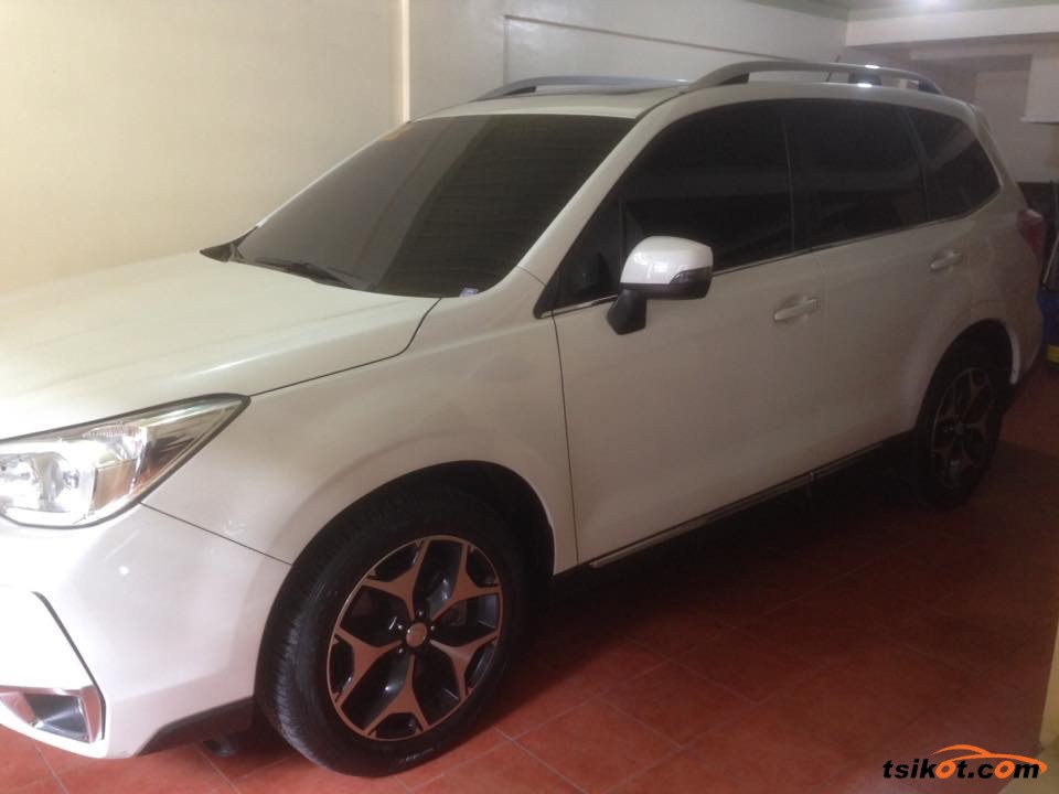 Subaru Forester 2015 - 2