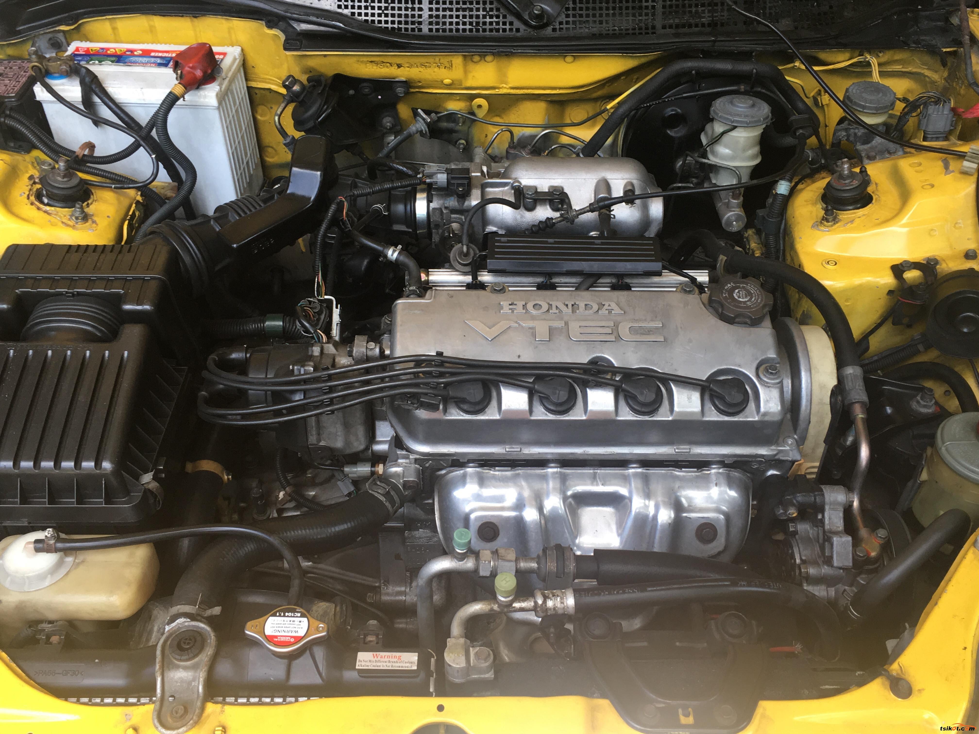 Honda Civic 1996 - 9