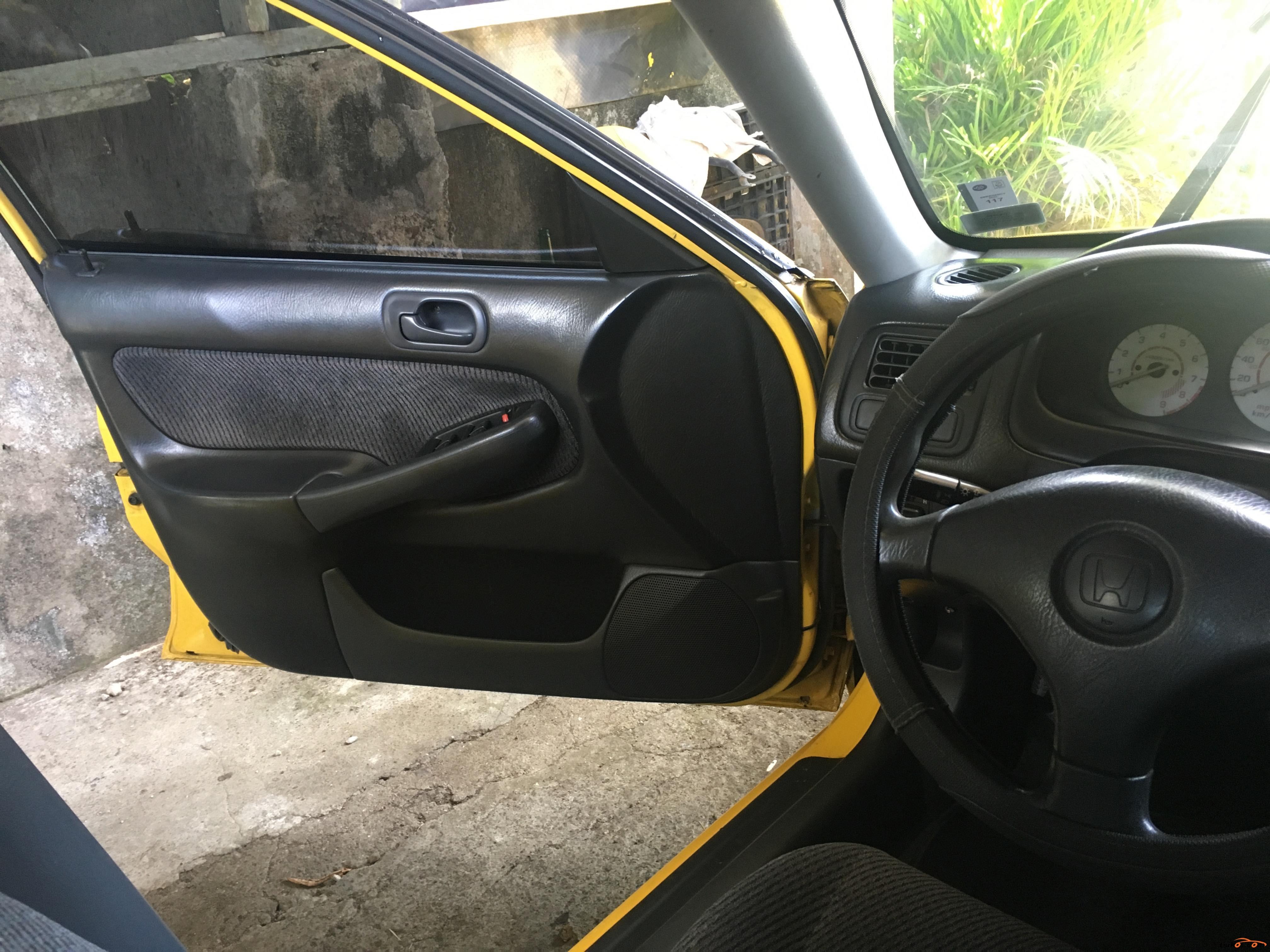 Honda Civic 1996 - 7