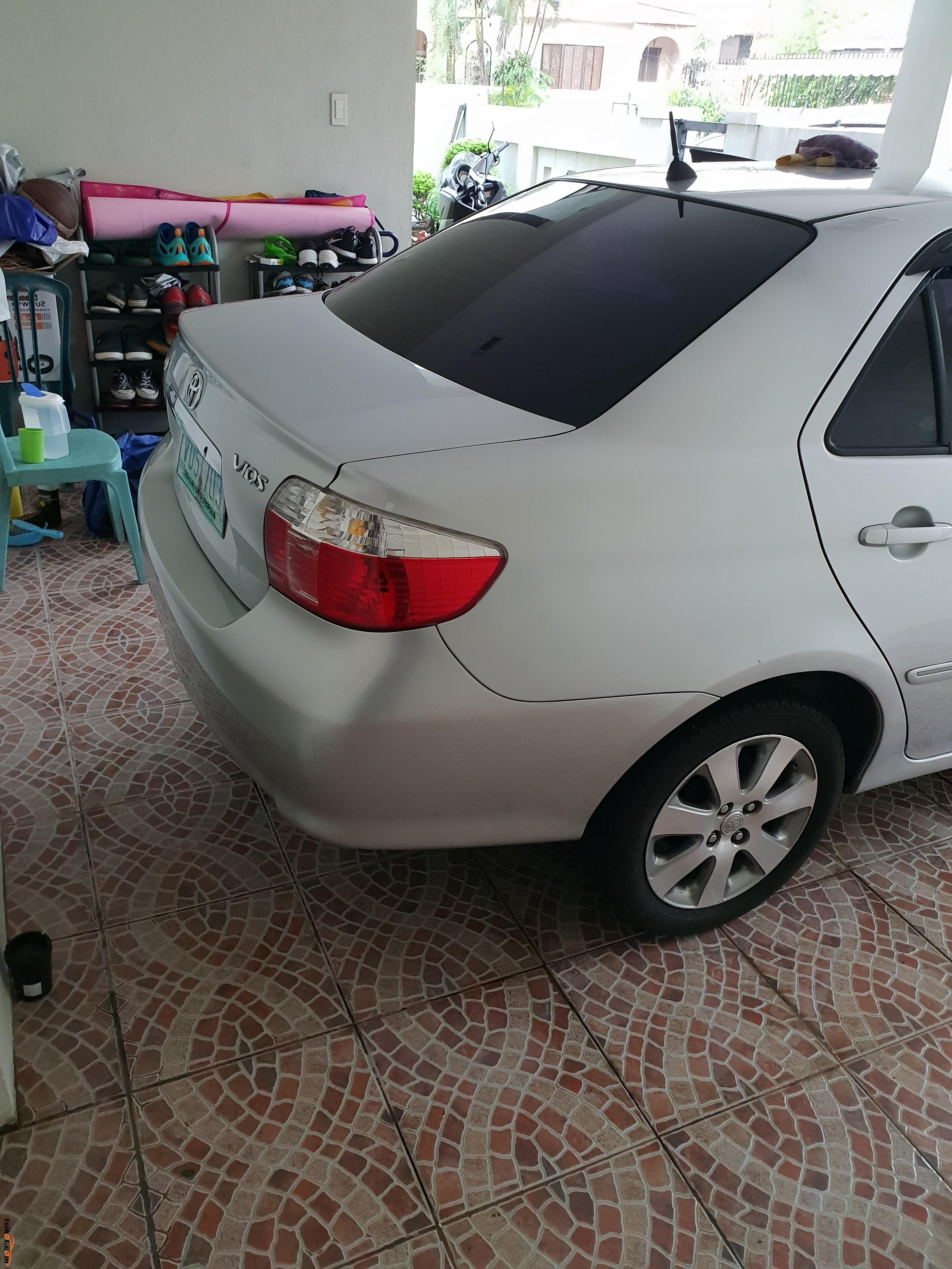 Toyota Vios 2005 - 4