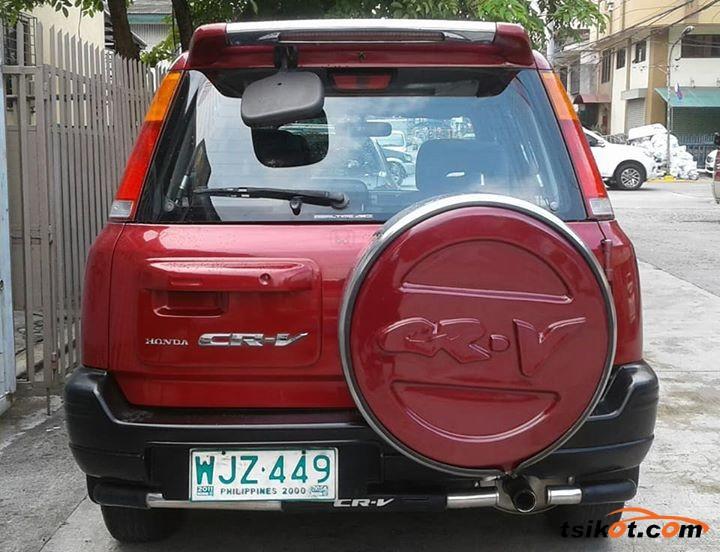 Honda Cr-V 1999 - 2