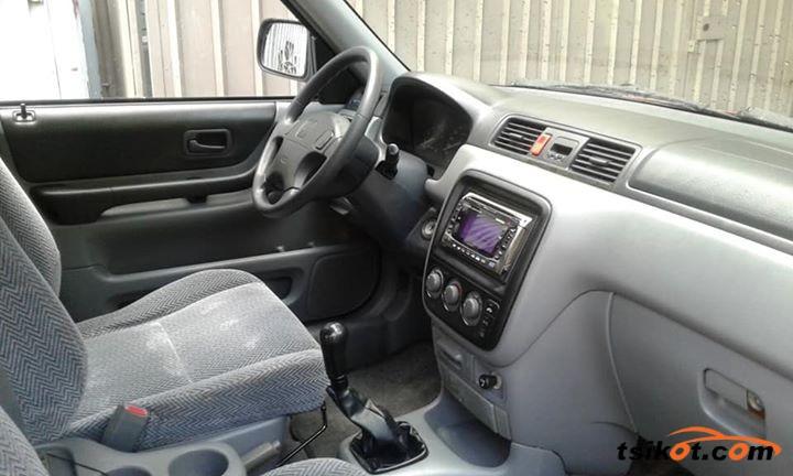 Honda Cr-V 1999 - 4