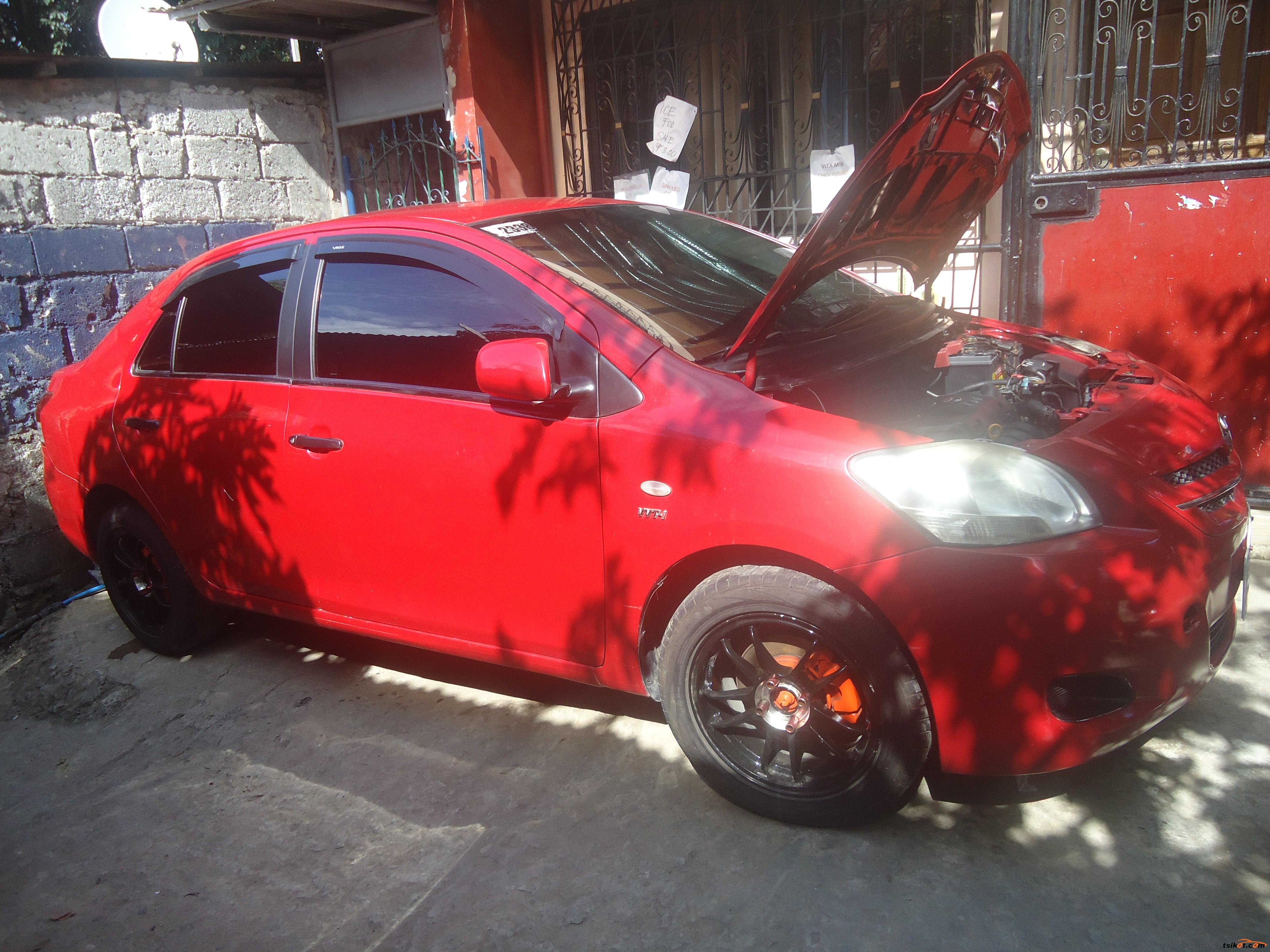 Toyota Vios 2009 - 1