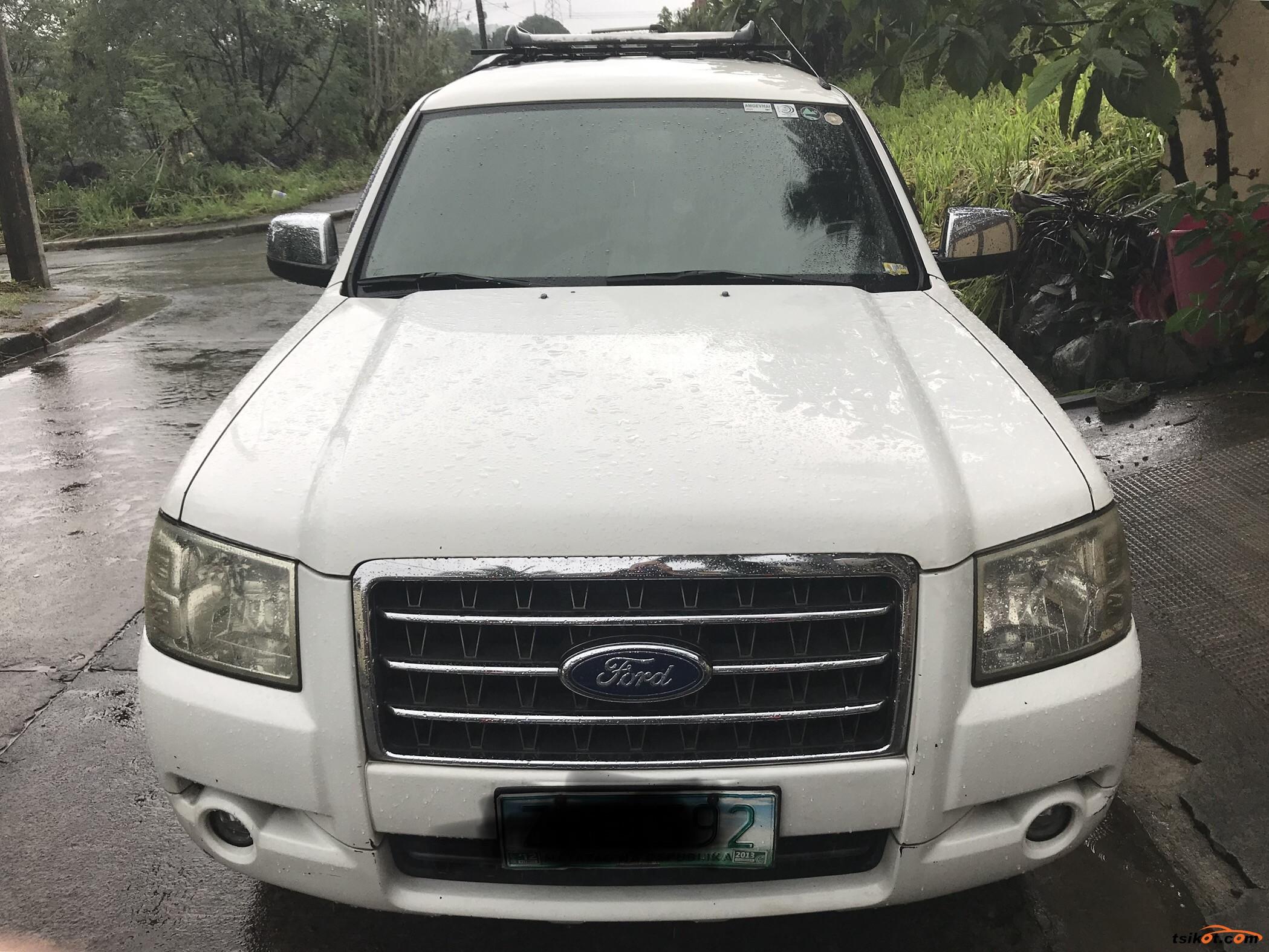 Ford Everest 2007 - 2
