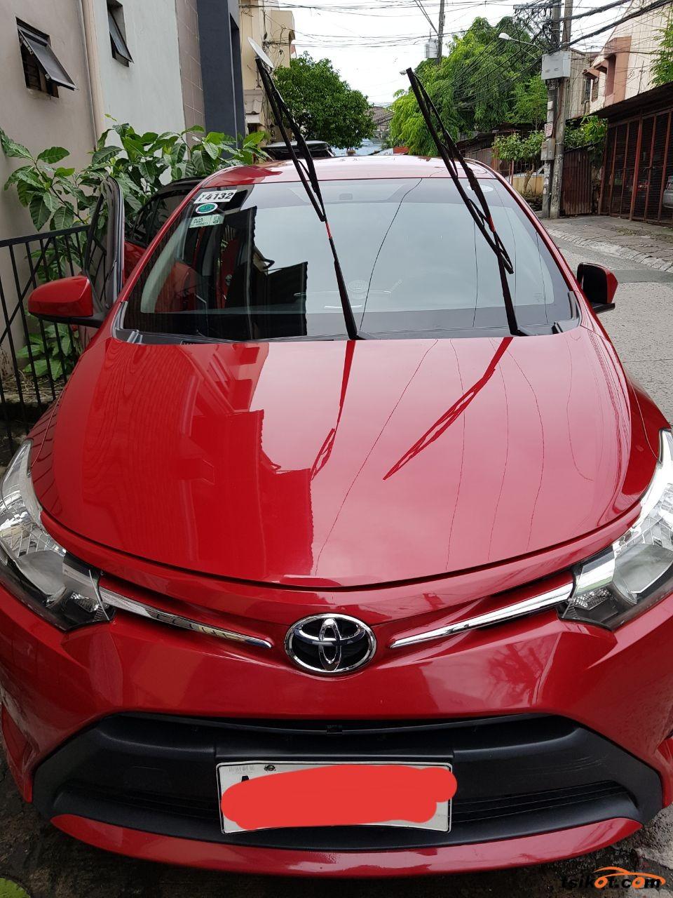 Toyota Vios 2015 - 6