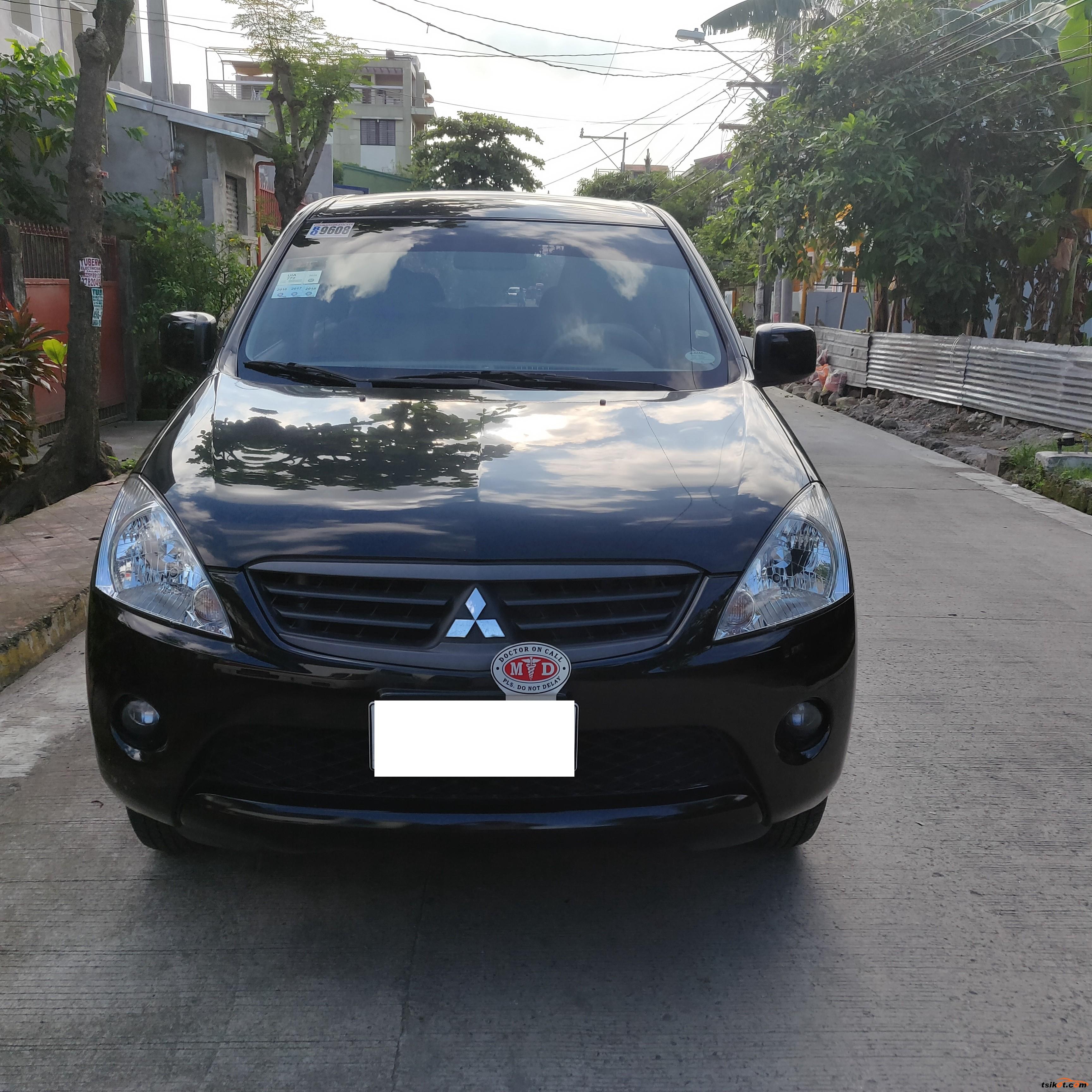 Mitsubishi Fuzion 2012 - 1