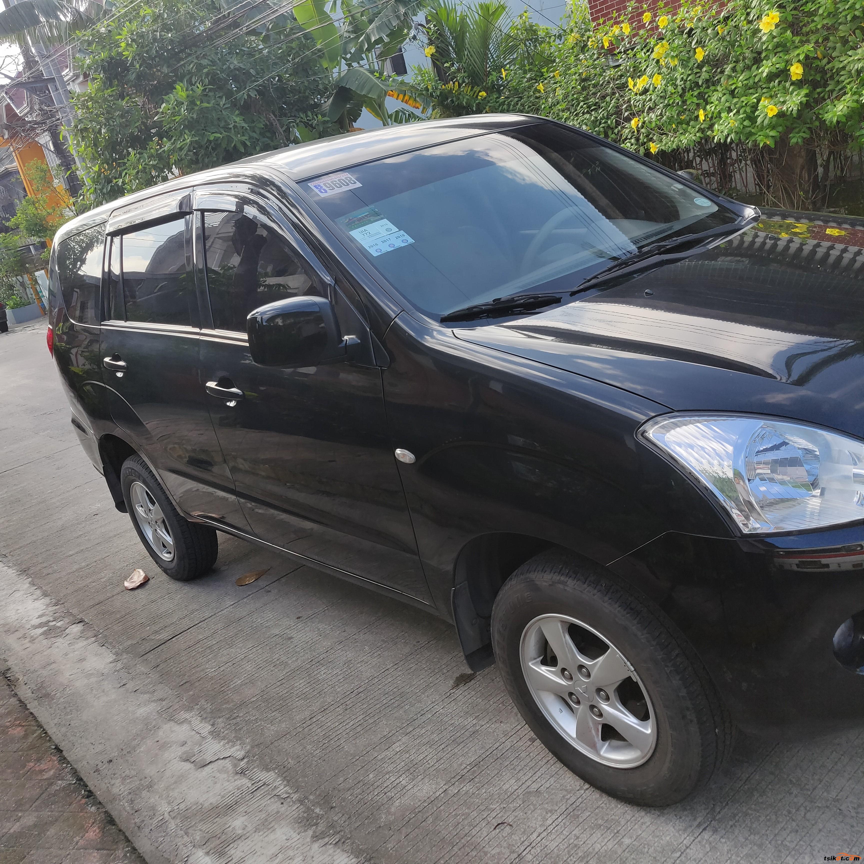 Mitsubishi Fuzion 2012 - 3