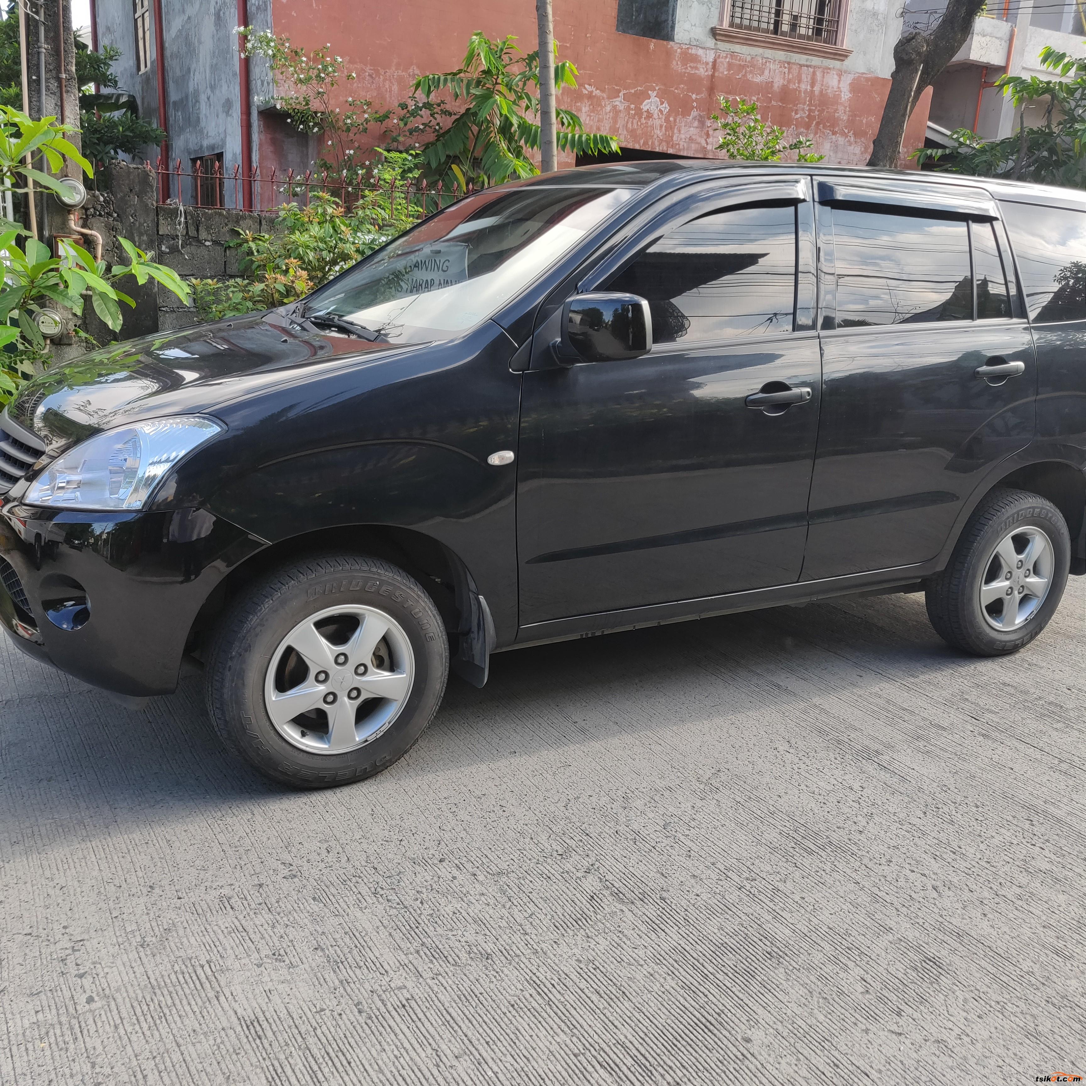 Mitsubishi Fuzion 2012 - 2