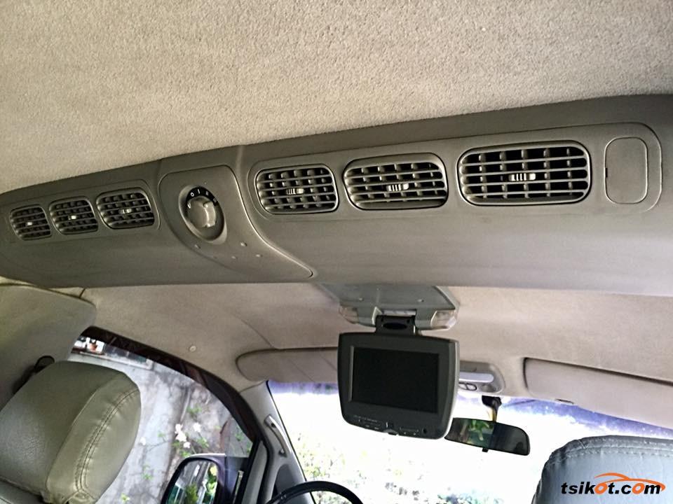 Hyundai Starex 2005 - 5